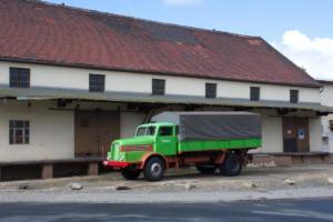 Historische Baustelle 2019